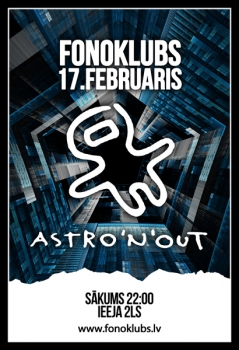 Astro'n'Out fonoklubs