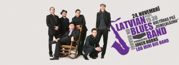 """Latvian Blues Band"""