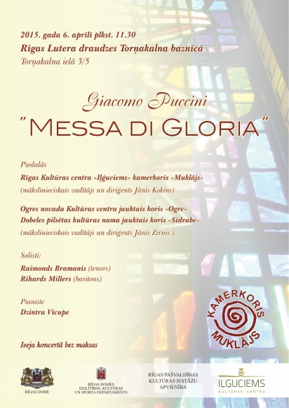 """Messa di Gloria"""