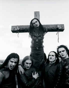 "Grupa ""Cradle Of Filth"""