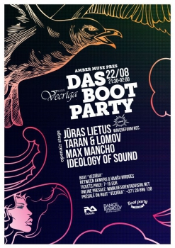 """Das Boot party"""